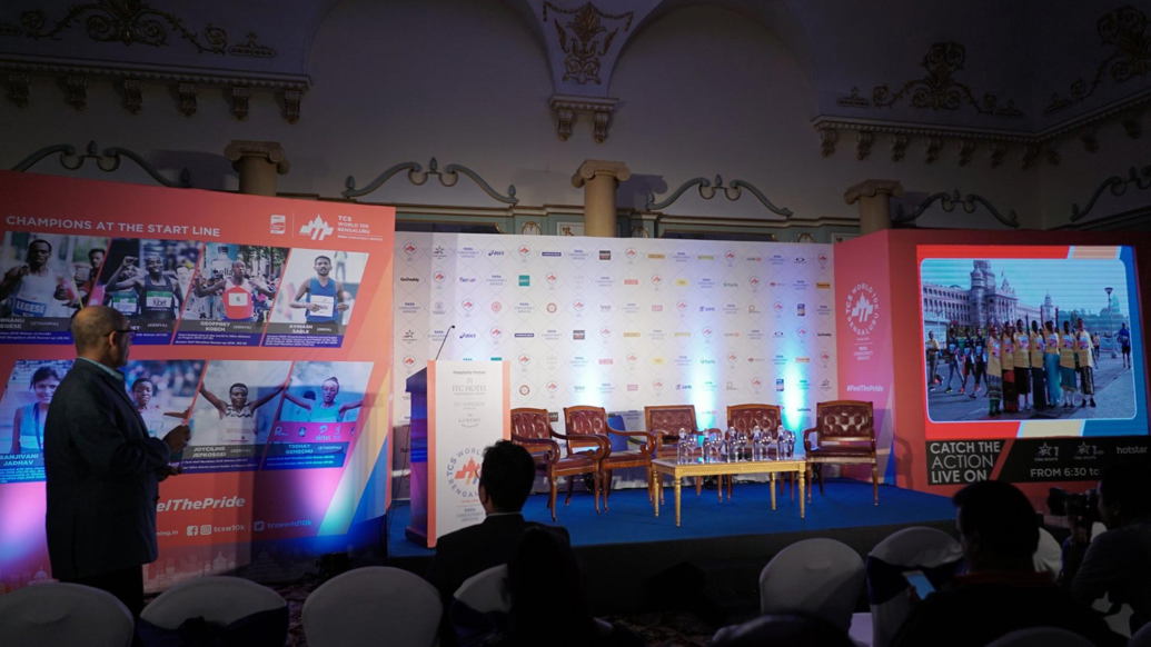 TCSW10k 2019 - Countdown Press Conference
