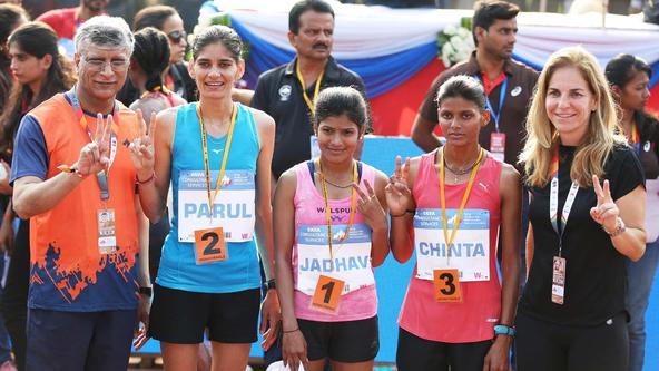 Sanjivani Jadhav, Karan Singh rule the roost amongst Indian elite athletes at TCS World 10K Bengaluru