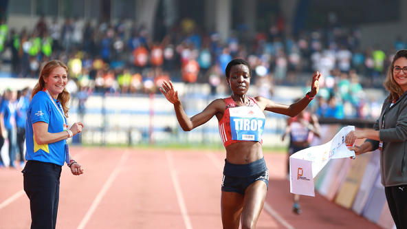 Thrilling head-to-head races expected, Tirop defends her women's crown at the  TCS World 10K Bengaluru 2019