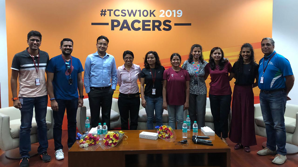 TCSW10k 2019 - Session at TCS