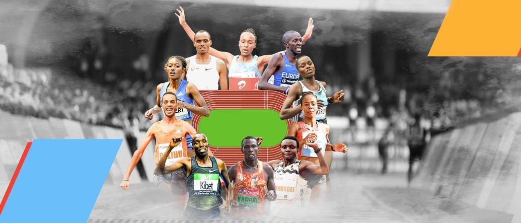 International Elite Athletes