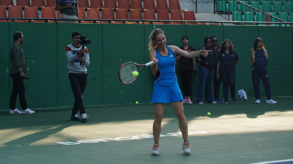 TCSW10k 2019 - Serve and Volley with Arantxa