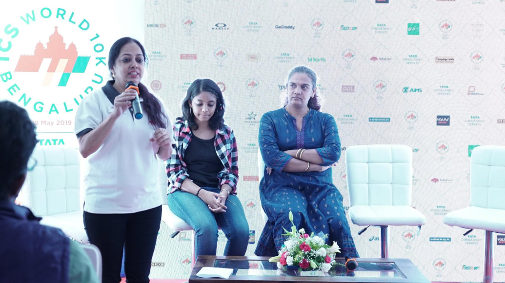 TCSW10k 2019 - Philanthropy Press Conference