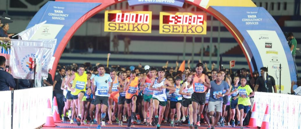 TCS World 10K Bengaluru raises INR 5.98 crore for Philanthropy